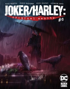 JOKER HARLEY CRIMINAL SANITY #6 (OF 8) CVR A FRANCESCO MATTINA