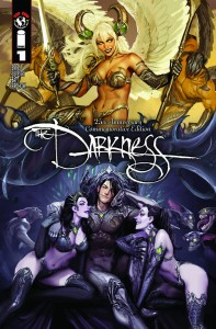 DARKNESS #1 25TH ANNV COMMEMORATIVE ED CVR B SEJIC