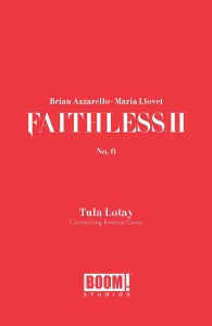 FAITHLESS II #6 CVR B EROTICA CONNECTING VAR