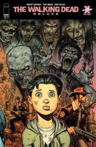 WALKING DEAD DLX #3 CVR D ADAMS & MCCAIG