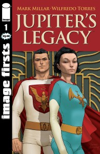 IMAGE FIRSTS JUPITERS LEGACY #1