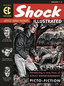 EC ARCHIVES SHOCK ILLUSTRATED HC