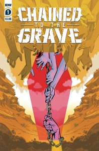 CHAINED TO THE GRAVE #1 (OF 5) CVR A SHERRON