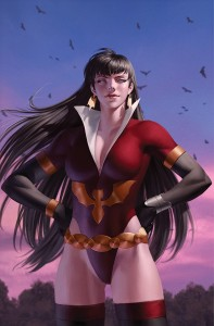 VAMPIRELLA DARK POWERS #3 YOON LTD VIRGIN CVR