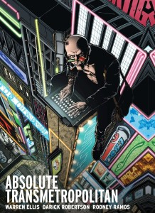 ABSOLUTE TRANSMETROPOLITAN HC VOL 01 NEW ED
