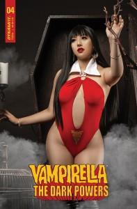 VAMPIRELLA DARK POWERS #4 CVR E RAMIREZ COSPLAY