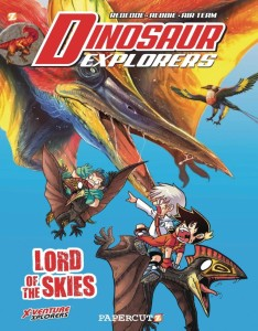 DINOSAUR EXPLORERS GN VOL 08 LORD OF THE SKIES