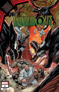 KING IN BLACK THUNDERBOLTS #1 (OF 3) RON LIM VAR