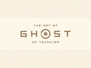 ART OF GHOST OF TSUSHIMA HC