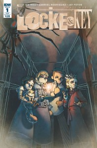 LOCKE & KEY SMALL WORLD SUBSCRIPTION VAR C