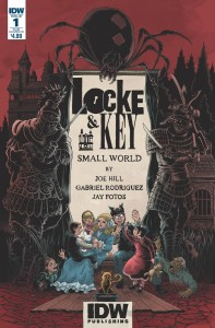 LOCKE & KEY SMALL WORLD SUBSCRIPTION VAR B