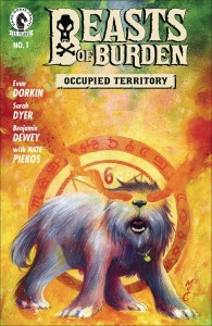 BEASTS OF BURDEN OCCUPIED TERRITORY #1 (OF 4) CVR B MCCREA