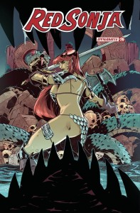 RED SONJA #26 CVR D MIRACOLO