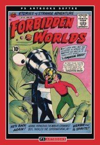 ACG COLL WORKS FORBIDDEN WORLDS SOFTEE 15