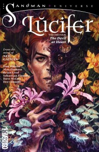 LUCIFER VOL 04 THE DEVIL AT HEART TP