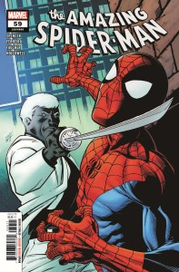 AMAZING SPIDER-MAN #59