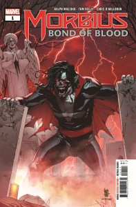 MORBIUS BOND OF BLOOD #1