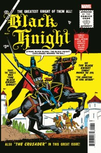 BLACK KNIGHT #1 FACSIMILE EDITION