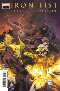 IRON FIST HEART OF DRAGON #2 (OF 6)