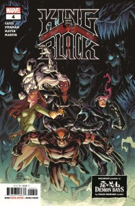 KING IN BLACK #4 (OF 5)