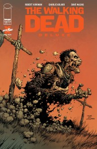 WALKING DEAD DLX #15 CVR A FINCH & MCCAIG