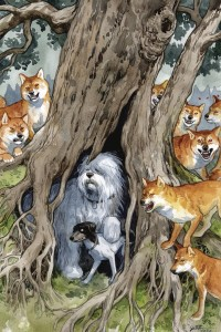 BEASTS OF BURDEN OCCUPIED TERRITORY #2 (OF 4) CVR B THOMPSON