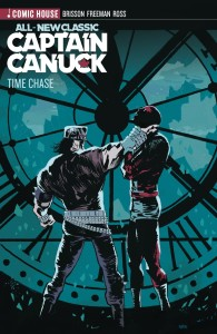 ALL NEW CLASSIC CAPTAIN CANUCK 01 TIME CHASE