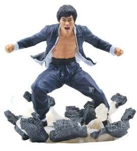 BRUCE LEE GALLERY EARTH PVC STATUE