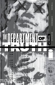 DEPARTMENT OF TRUTH #1 4TH PTG