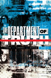 DEPARTMENT OF TRUTH #4 2ND PTG