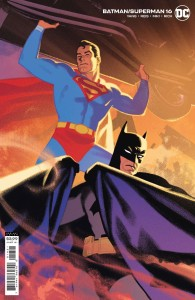 BATMAN SUPERMAN #16 CVR B GREG SMALLWOOD VAR
