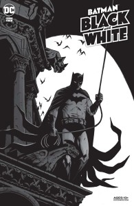 BATMAN BLACK AND WHITE #4 (OF 6) CVR A BECKY CLOONAN