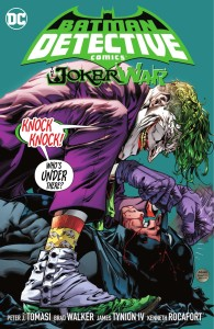 BATMAN DETECTIVE COMICS VOL 05 THE JOKER WAR HC