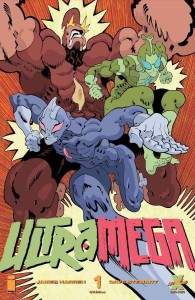 ULTRAMEGA BY JAMES HARREN #1 CVR B MOORE