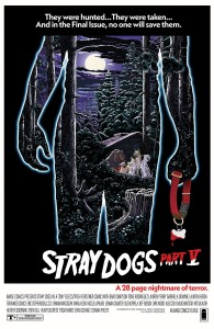 STRAY DOGS #5 CVR B HORROR MOVIE VAR FORSTNER & FLEECS