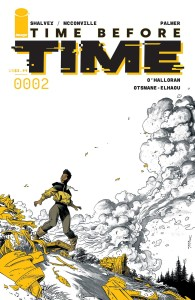 TIME BEFORE TIME #2 CVR A SHALVEY