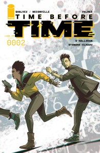 TIME BEFORE TIME #2 CVR B WIJNGAARD