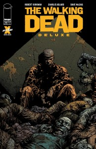 WALKING DEAD DLX #16 CVR A FINCH & MCCAIG