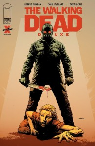 WALKING DEAD DLX #17 CVR A FINCH & MCCAIG