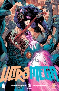 ULTRAMEGA BY JAMES HARREN #3 CVR B OTTLEY & MARTIN