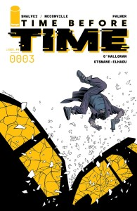 TIME BEFORE TIME #3 CVR A SHALVEY
