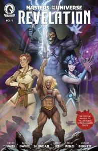 MASTERS OF THE UNIVERSE REVELATION #1 (OF 4) CVR A SEJIC