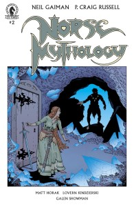 NORSE MYTHOLOGY II #2 (OF 6) CVR A RUSSELL