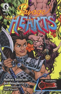 SAVAGE HEARTS #1 (OF 5)