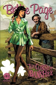 BETTIE PAGE & CURSE OF THE BANSHEE #2 CVR C MOONEY