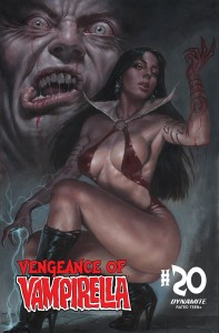 VENGEANCE OF VAMPIRELLA #20 CVR A PARRILLO