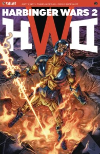 HARBINGER WARS 2 #2 (OF 4) CVR A JONES