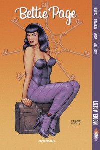 BETTIE PAGE TP VOL 02 MODEL AGENT