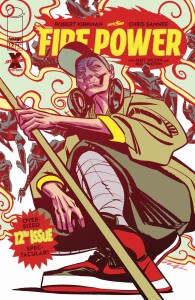 FIRE POWER BY KIRKMAN & SAMNEE #12 CVR C LEE