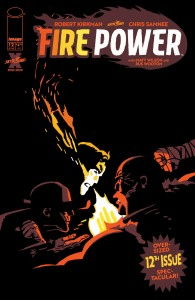 FIRE POWER BY KIRKMAN & SAMNEE #12 CVR G ZONJIC